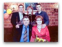 Семья Ксендзовых