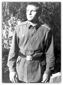 курсант В.Васильев