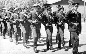 Владимир Сомов, 22 обр СпН, август 1977