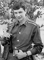 курсант Николай Боглюков
