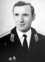 Лейтенант Владимир Боцула
