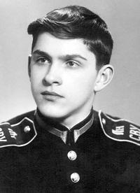 Суворовец Алексей Попович