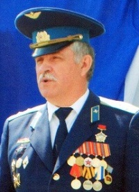 полковник А.М.Попович