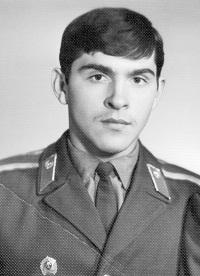 Курсант А.Попович