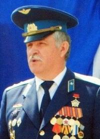 Командир 22 орб СпН ГРУ ГШ Алексей Попович
