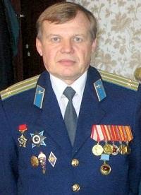 Подполковник Игорь Ревин