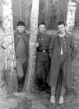 Анатолий Родюков, Павел Гуляков, Александр Кормушин