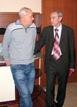 Валерий Задорожный и Александр Кормушин