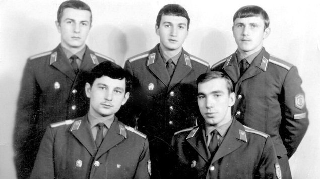 7 рота - выпускники МнСВУ (1967-1970)