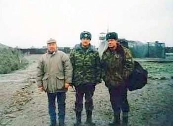 Полковник Евгений Алексеев