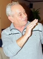 Валерий Задорожный, Москва, декабрь 2012