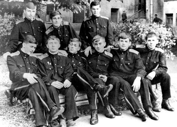 2 рота Минского СВУ (1967-1970)