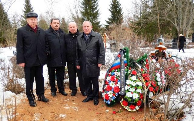 Сергей Харламов, Евгений Александров, Валерий Крючков, Валерий Ларченко