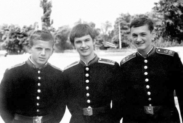 Владимир Бочкарев, Чернигов, 1968 год