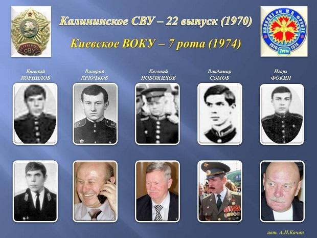 Калининские кадеты 7 роты