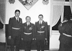 Подполковник В.Яковенко