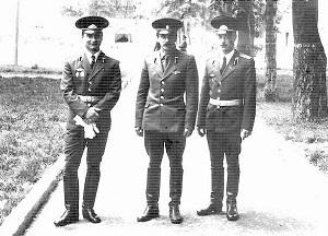 Командир 15 орб В.Яковенко