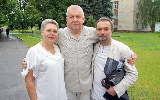 Будянские Сергей и Ирина