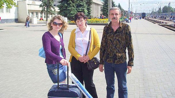 Семья Валерия Яковенко