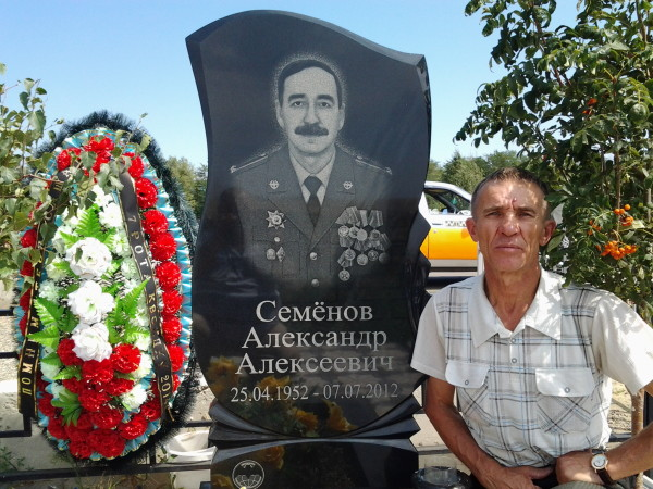 Семенов кладбище