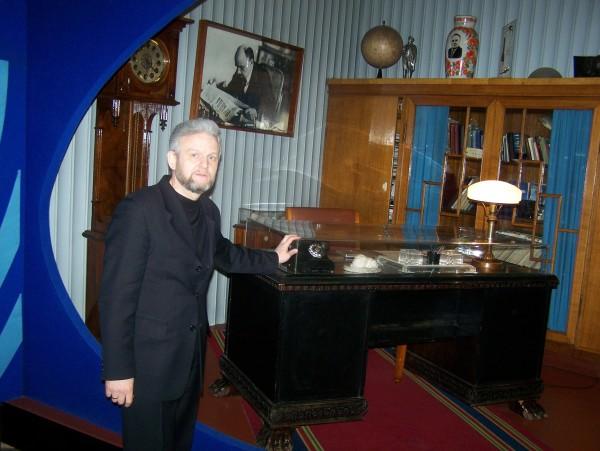 Исторический рабочий стол С.П.Королева