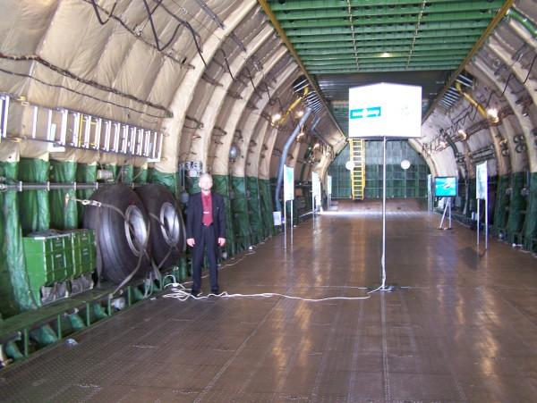 3 Грузовой отсек АН-124-100