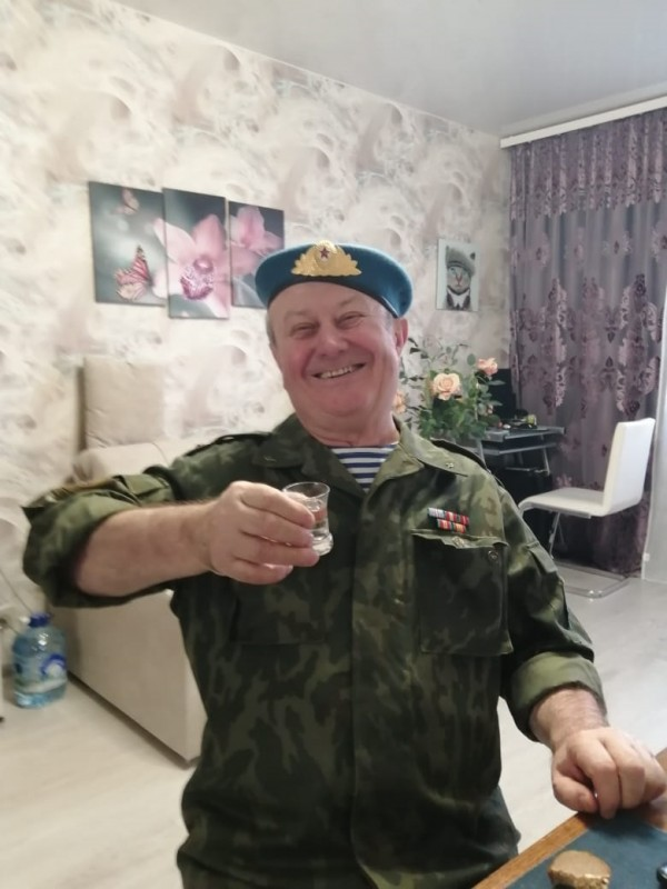 Крючков 23 февраля